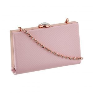 Ted Baker Alivia Necklace Hardcase Clutch Laukku