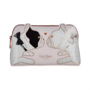 Ted Baker Aria Cotton Dog Wash Bag Kosmetiikkalaukku