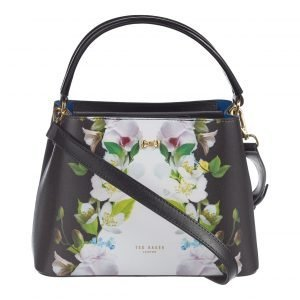 Ted Baker Baila Forget Me Not Bow Small Tote Nahkalaukku