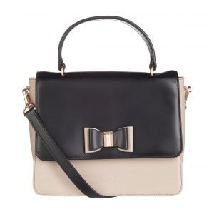 Ted Baker Caelia Bow Detail Medium Lady Bag Nahkalaukku
