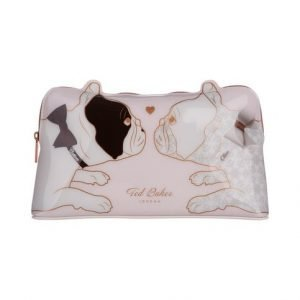 Ted Baker Candice Cotton Dog Wash Bag Kosmetiikkalaukku