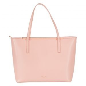 Ted Baker Celiaa Enamel Bar Xhatch Shopper Nahkalaukku