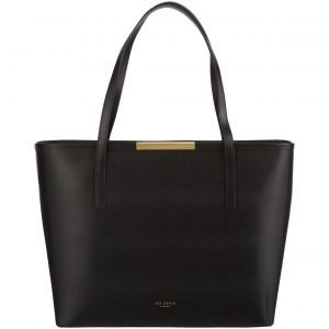 Ted Baker Cherri Mini Grain Shopper Nahkalaukku