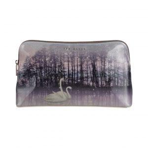 Ted Baker Conilia Sparkling Swan Large Washbag Kosmetiikkalaukku