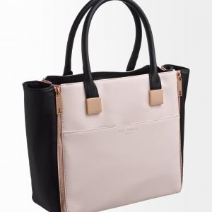 Ted Baker Crosshatch Shopper Laukku