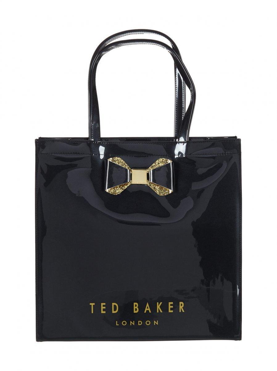Ted Baker Crystal Bow Large Icon Laukku
