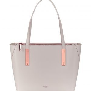 Ted Baker Dimita Mini Grain Small Shopper Nahkalaukku