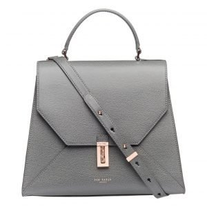 Ted Baker Ellice Caviar Leather Nahkalaukku