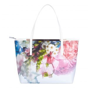 Ted Baker Floryia Focus Bouquet Shopper Nahkalaukku