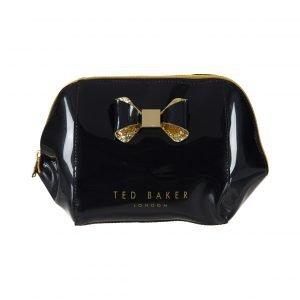 Ted Baker Glitter Bow Ex Large Meikkilaukku