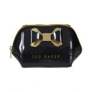 Ted Baker Glitter Bow Meikkilaukku