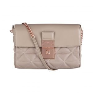 Ted Baker Gloria Quilted Luggage Lock Xbody Nahkalaukku