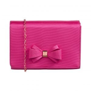 Ted Baker Graciee Bow Detail Clutch Laukku