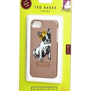 Ted Baker Gulia Cotton Dog Suojakuori Iphone 5 / 5s:Lle