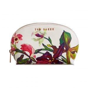 Ted Baker Lost Gardens Small Dome Kosmetiikkalaukku