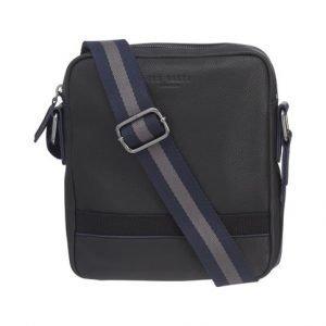 Ted Baker Minlow Leather Mini Flight Bag Nahkalaukku