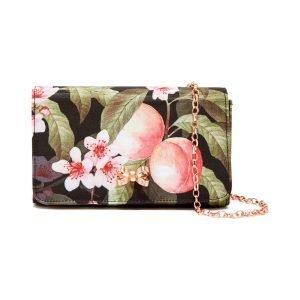 Ted Baker Pauleen Peach Blossom Evening Bag Laukku