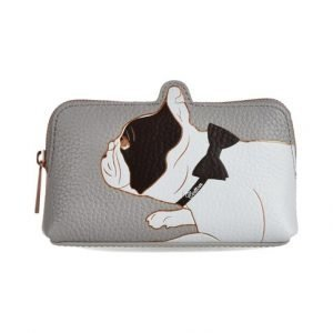 Ted Baker Prilla Cotton Dog Mini Meikkipussi