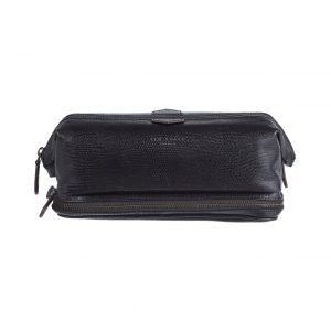 Ted Baker Scaler Leather Washbag Kosmetiikkalaukku