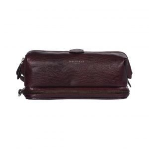 Ted Baker Scaler Leather Washbag Toilettilaukku