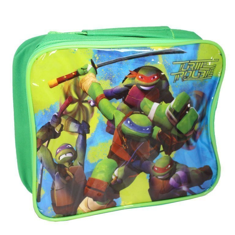 Teenage Mutant Ninja Turtles lunch picknick väska utflykt