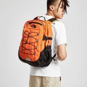 The North Face Borealis Backpack Reppu Oranssi