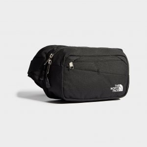 The North Face Bozer Waist Bag Vyölaukku Musta