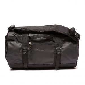The North Face Medium Base Camp Duffle Bag Matkakassi Musta