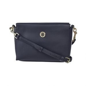 Tommy Hilfiger Effortless Saffiano Xover Laukku