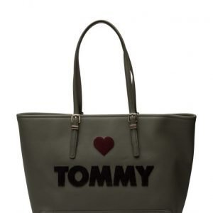 Tommy Hilfiger Honey Ew Tote Embroidered