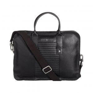 Tommy Hilfiger Leather Computer Bag Nahkalaukku