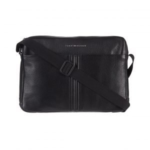 Tommy Hilfiger Leather Messenger Nahkalaukku