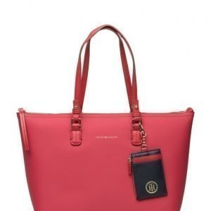 Tommy Hilfiger Love Tommy Rev. Med Tote Th Stars