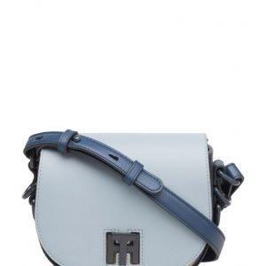 Tommy Hilfiger Mid Leather Mini Crossover Colourbl pikkulaukku