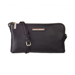 Tommy Hilfiger Modern Leather Mini Crossover Nahkalaukku