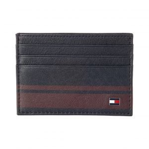Tommy Hilfiger Signature Stripe Cc Holder Korttikotelo