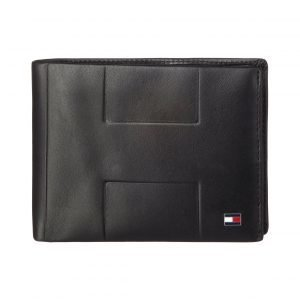 Tommy Hilfiger Th Emboss Cc Flap And Coin Pocket Nahkalompakko