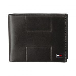 Tommy Hilfiger Th Emboss Mini Cc Wallet Nahkalompakko