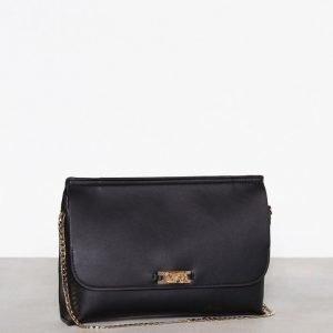 Topshop Chain Clutch Bag Olkalaukku Black
