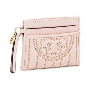 Tory Burch Fleming Mini Stud Slim Korttikotelo