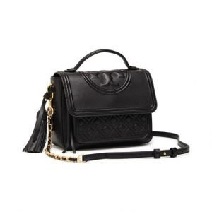 Tory Burch Fleming Satchel Nahkalaukku