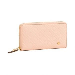 Tory Burch Fleming Zip Continental Nahkalompakko