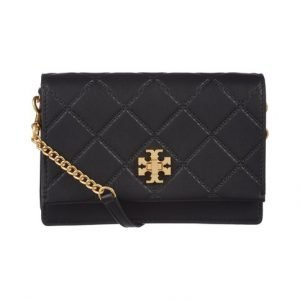 Tory Burch Georgia Turn Lock Mini Nahkalaukku