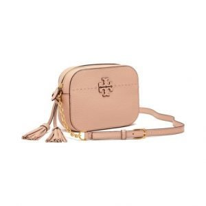 Tory Burch Mcgraw Camera Bag Nahkalaukku