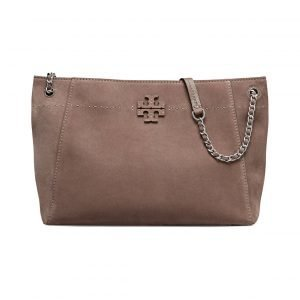 Tory Burch Mcgraw Chain Shoulder Slouchy Mokkanahkalaukku