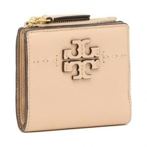Tory Burch Mcgraw Mini Foldable Nahkalompakko