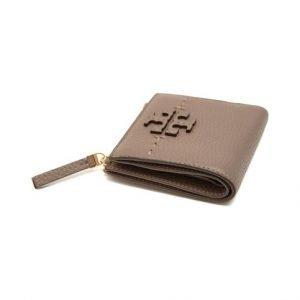Tory Burch Mcgraw Mini Foldable Nahkalompakko