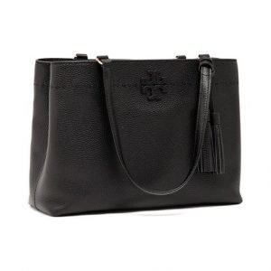 Tory Burch Mcgraw Triple Compartment Nahkalaukku