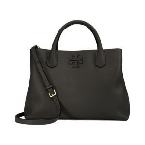 Tory Burch Mcgraw Triple Compartment Olkalaukku