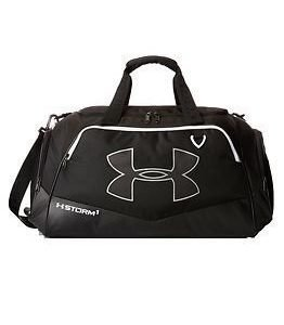 Under Armour UN Deniable Duffel II-BL Black